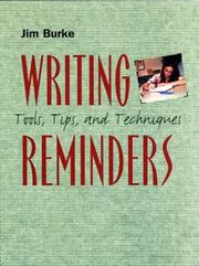 Cover of: Writing Reminders | Jim Burke