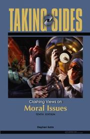 Cover of: Taking Sides | Stephen Satris