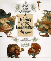 Cover of: A Journey of the Imagination: The Art of James Christensen