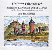 Cover of: Heimat Oberwesel by Ludger Fischer