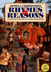 Cover of: Rhymes & reasons