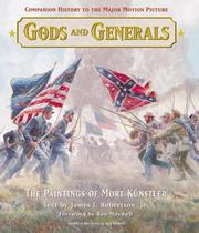 Cover of: Gods and generals