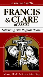 Cover of: A Retreat with Francis and Clare of Assisi