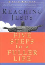 Cover of: Reaching Jesus: Five Steps to a Fuller Life