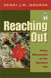 Cover of: Reaching Out |