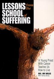 Cover of: Lessons from the school of suffering by