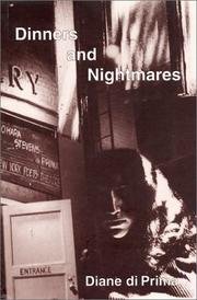 Cover of: Dinners & nightmares