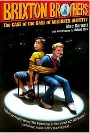 Cover of: The Case of the Case of Mistaken Identity (Brixton Brothers #1)