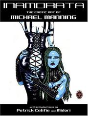 Cover of: Inamorata | Michael Manning