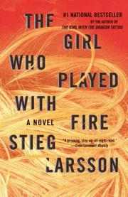 Cover of: The Girl Who Played With Fire |