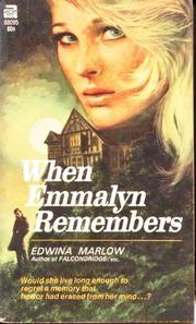 When Emmalyn Remembers by Edwina Marlow, Jennifer Wilde