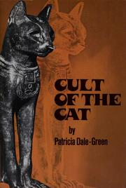 Cover of: Cult of the cat