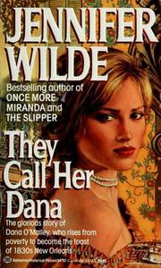 Cover of: They Call Her Dana