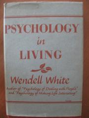 Cover of: Psychology in living