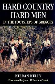 Cover of: Hard country, hard men