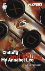 Cover of: Chilling & killing my Annabel Lee
