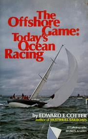 Cover of: The offshore game | Edward F. Cotter