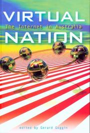 Cover of: Virtual Nation | Gerard Goggin