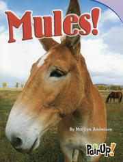 Cover of: Mules