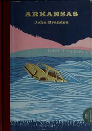 Cover of: Arkansas | John Brandon