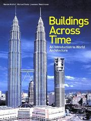 Cover of: Buildings across Time with CD-ROM | Marian Moffett
