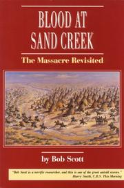Cover of: Blood at Sand Creek