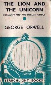 Orwell inside the whale and other essays