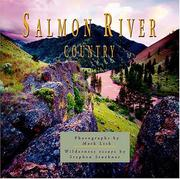 Cover of: Salmon River Country | Stephen Stuebner