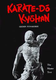Cover of: Karate-Do Kyohan