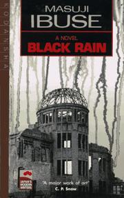 Black rain by Ibuse, Masuji