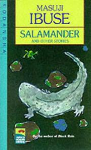 Cover of: Salamander and Other Stories (Japan