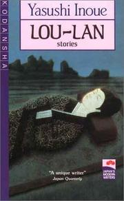 Cover of: Lou-lan and other stories