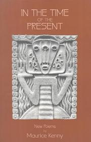 Cover of: In the time of the present