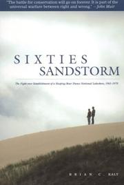 Cover of: Sixties sandstorm | Brian C. Kalt