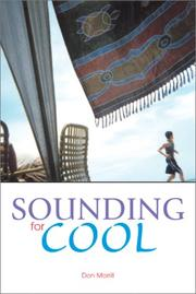 Cover of: Sounding for Cool | Donald Morrill