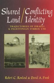 Cover of: Shared land/conflicting identity