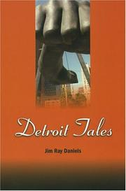 Cover of: Detroit tales
