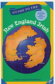 Cover of: Guide to the New England Irish