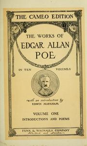 an introduction to the history of poe biographies Edgar allan poe was born january 19, 1809, and died october 7, 1849 he lived only forty years, but during his brief lifetime, he made a permanent place for himself in american literature and also in world literature.