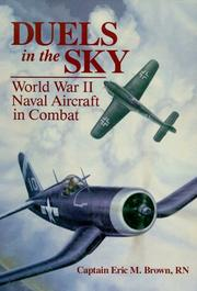 Cover of: Duels in the sky