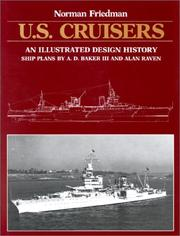 Cover of: U.S. cruisers: an illustrated design history