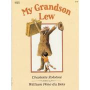 Cover of: My Grandson Lew