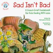 Cover of: Sad isn't bad