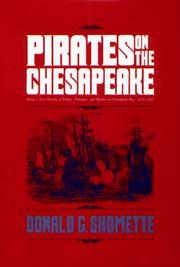 Cover of: Pirates on the Chesapeake