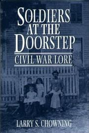 Cover of: Soldiers at the doorstep
