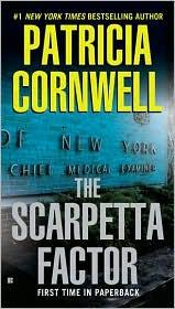 Cover of: The Scarpetta Factor by