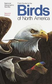 Cover of: Field guide to the birds of North America. |