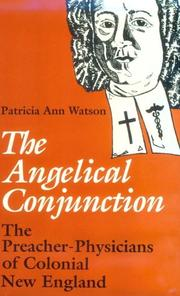 Cover of: The angelical conjunction | Watson, Patricia A.