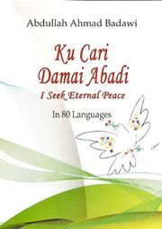 Cover of: Ku Cari Damai Abadi by