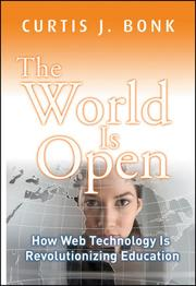 Cover of: The world is open